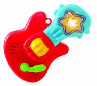 PLAYGO INFANT&TODDLER ģitāra mazajai rokzvaigznei, 2524 2524