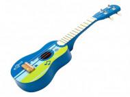 HAPE ģitāra zila, E0317 E0317