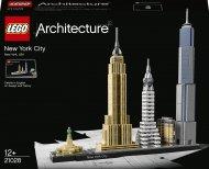 LEGO ARCHITECTURE Ņujorka, 21028 21028