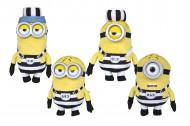 SIMBA MINIONS plīša rotaļlieta cietumā, 23cm, 4 Asst, 6305875161 6305875161