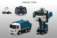 JAKI Robots RC Changeable, 1709L042 1709L042