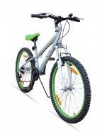 Bērnu velosipēds QUURIO GEAR Grey 24'' EKBKOT-019