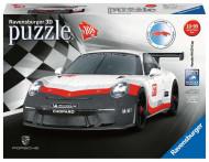 RAVENSBURGER puzle 3D Porsche GT3 Cup, 108 p., 11147 11147