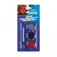 AMSCAN sejas krāsas Devil, 9901042 9901042
