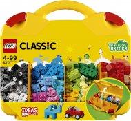 10713 LEGO®  LEGO Classic Radošā ceļasoma 10713