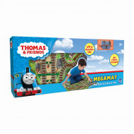TCG spēļu paklājiņš ar transportlīdzekļu celiņiem Thomas & Friends Felt, 73704 73704