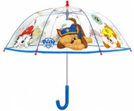 PERLETTI transparent umbrella Paw Patrol 42/8, 75149 75149