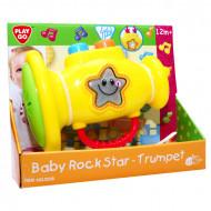 PLAYGO INFANT&TODDLER trompete mazajai rokzvaigznei, 2528 2528