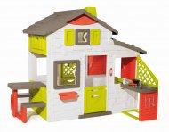 SMOBY māja ar virtuvi Neo Friends, 7600810202 7600810202
