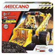 MECCANO konstruktors Buldozers, 6043090 6043090