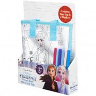 Frozen  2 Colour Your Own Totebag, DFR2-4146 DFR2-4146