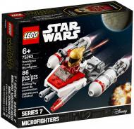 75263 LEGO® Star Wars™ Pretošanās kustības Y-Wing™ mikrocīnītājs 75263