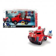 SIMBA DICKIE TOYS TRANSFORMERS robots Optimus Prime Battle Truck, 203116003 203116003