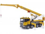 BRUDER crane truck Scania, 03570 03570