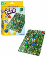 FUNVILLE GAMES spēle Čūskas un kāpnes 3D, ceļojumu versija, 61145 61145