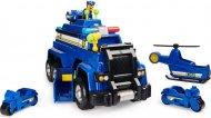 PAW PATROL 5in1 policijas transportlīdzeklis ar gaismu un skaņu, 6058329 6058329
