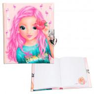 TOPMODEL Special Design slēdzama dienasgrāmata Flamingo, 10033 10033