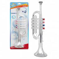BONTEMPI trompete ar 4 taustiņiem, 323802 32 3802