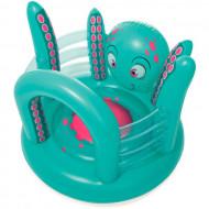 BESTWAY piepūšamā rotaļlieta Octopus 1.42m x1.37m x1.14m, 52267 52267