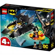 76158 LEGO® Super Heroes Pakaļdzīšanās Pingvīnam ar Betmena laivu! 76158