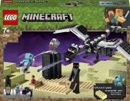 21151 LEGO® Minecraft Kaujas beigas 21151