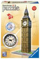 RAVENSBURGER puzle Big Ben with clock 216 pcs., 12586 12586