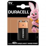 DURACELL akumulatoru 9V, DURB110