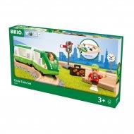 BRIO apļa vilcienu komplekts, 33847 33847