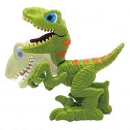 MEGASAUR JUNIOR dinozaurs Raptor, 16917 16917