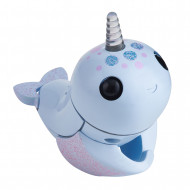 FINGERLINGS interaktīvā rotaļlieta valis Nori, periwinkle, 3698 3698