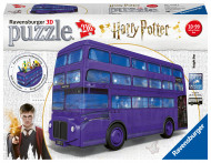 RAVENSBURGER 3D puzle Harry Potter Knight Bus, 216gab., 11158 11158