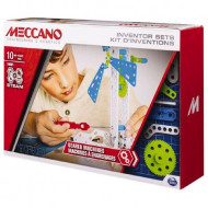 MECCANO konstruktors Greared Machines, set 3, 6047097 6047097