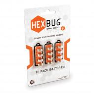 HEXBUG 12 gab baterijas, 477-3391