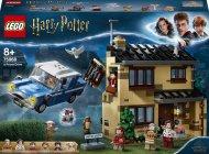 75968 LEGO® Harry Potter™ Dzīvžogu iela 4 75968