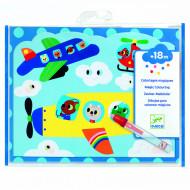 DJECO dāvana jaunākajiem bērniem – krāsošanas prieks, DJ09061 DJ09061