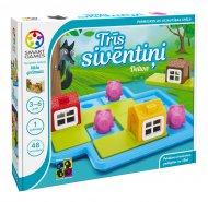 SMART GAMES spēle Three Little Piggies LV, SG023 SG023