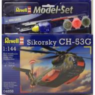 REVELL līmējams modelis CH-53G Helokopters, 64858 64858