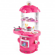 SMOBY Disney Princess Pirmā virtuvīte, 7600310707 7600310707