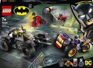 LEGO® 76159 Super Heroes Pakaļdzīšanās: Džokera trīsritenis 76159