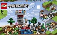 21161 LEGO® Minecraft™ Darbarīku kaste 3.0 21161