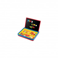 ELC magnetic board with letters BOY, 141285