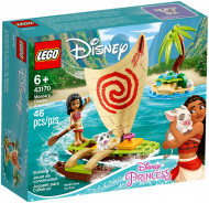 43170 LEGO® Disney Princess™ Vaianas piedzīvojums okeānā 43170