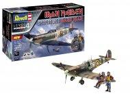 REVELL 1:32 saliekams modelis Spitfire Mk.II Aces High Iron Maiden, 5688 05688