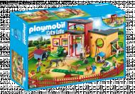PLAYMOBIL CITY LIFE Mazo ķepu suņu viesnīca, 9275 9275