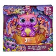 FUR REAL interaktīva elektroniska rotaļlieta Baby Dragon, F06335L00 F06335L00