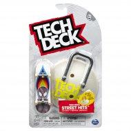 TECH DECK skrituļdēlis ar šķērsli Street Hits (M02), 6053096 6053096