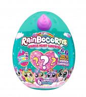 RAINBOCORNS plīša rotaļlieta - pārsteigums Sparkle Heart , 2 sērija, assort., 9214SQ1 9214SQ1