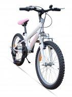 Bērnu velosipēds QUURIO GEAR White 20'' EKBKOT-018