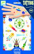 DJECO Ķermeņa apgleznošana Visuma dīvaiņi, DJ09590 DJ09590