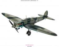 REVELL saliekams modelis lidmašīna Heinkel He70 F-2 1:72, 63962 63962